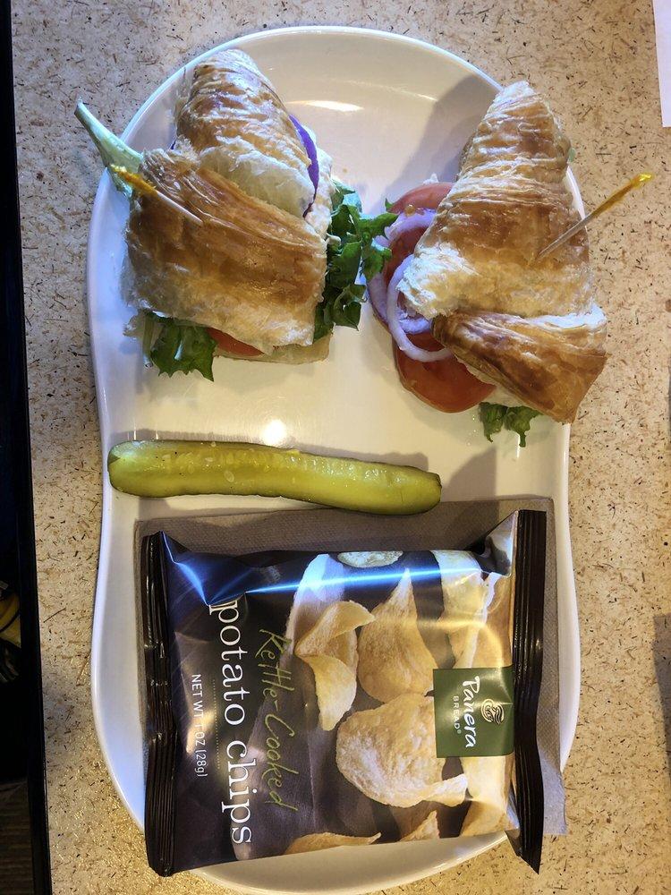 Panera Bread: 6410 SW 3rd St, Oklahoma City, OK