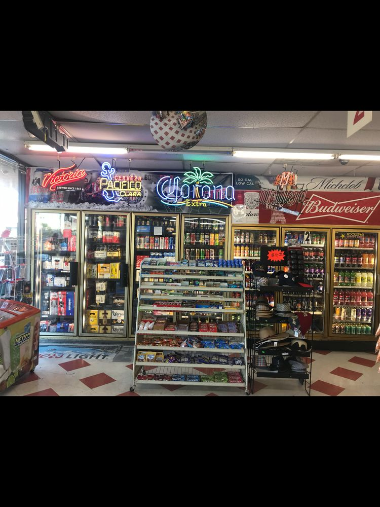 SA Mart, Smoke Shop & 98 plus: 530 South Citrus Ave, Azusa, CA