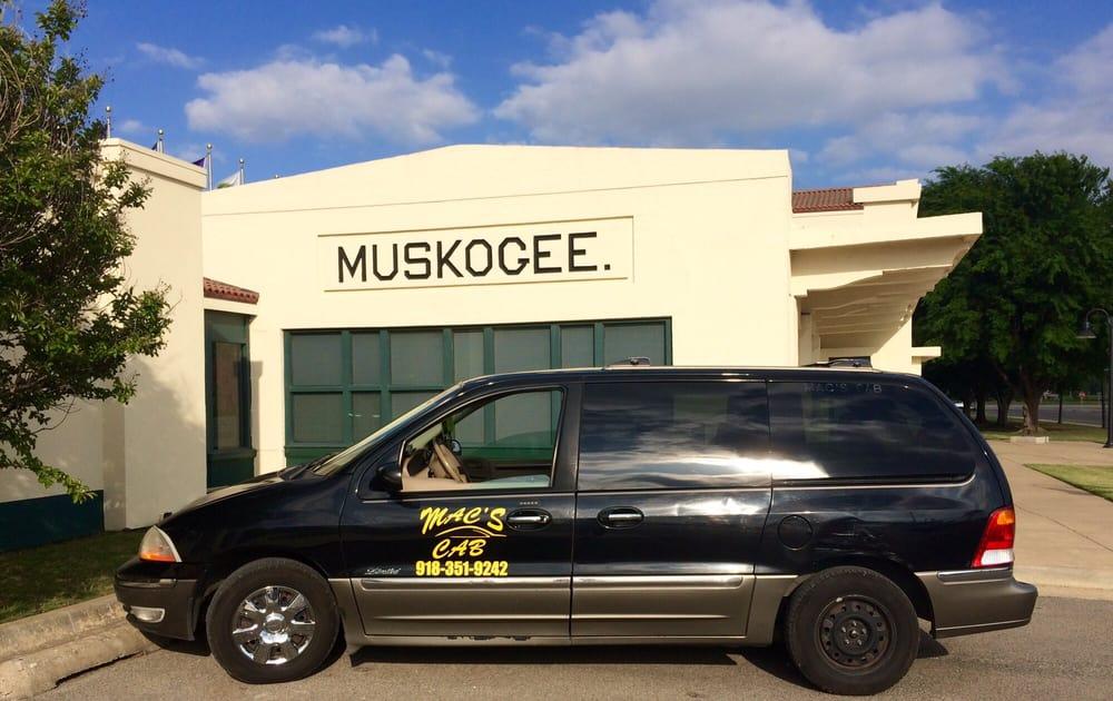 Mac's Cab: Muskogee, OK