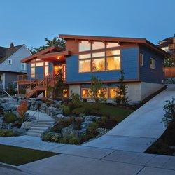 Lindal Cedar Homes Contractors 4300 S 104th Pl Beacon Hill