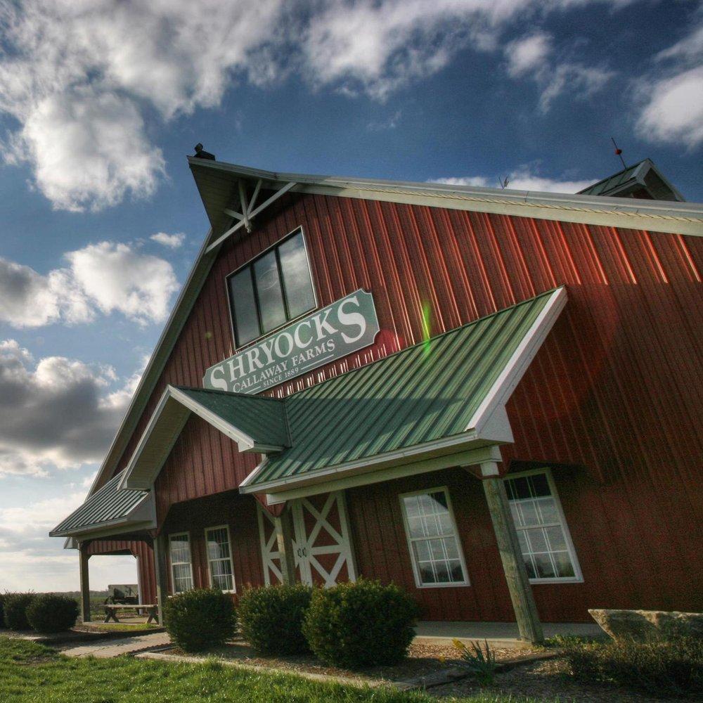 Food from Shryocks Callaway Farms