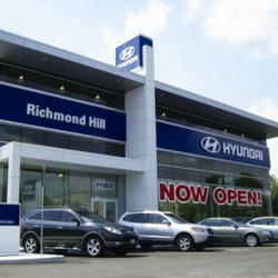 Richmond Hill Hyundai Car Dealers 11188 Yonge St