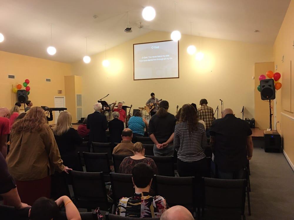 Christian Life Fellowship: 7374 Highway 31, Calera, AL