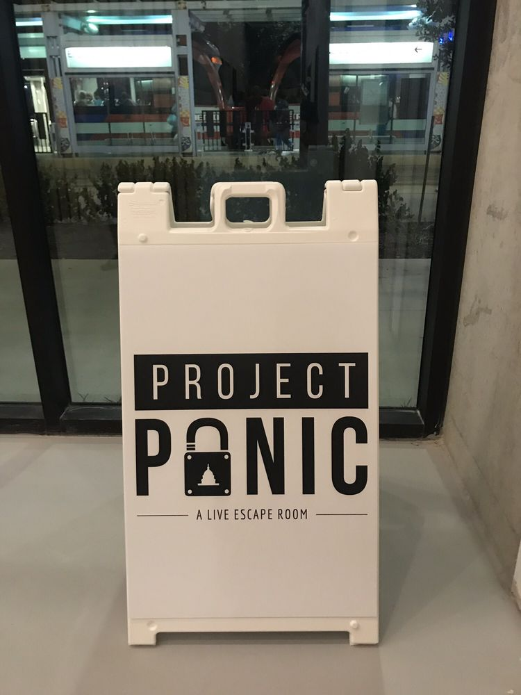 Project Panic Houston: 3510 Main St, Houston, TX