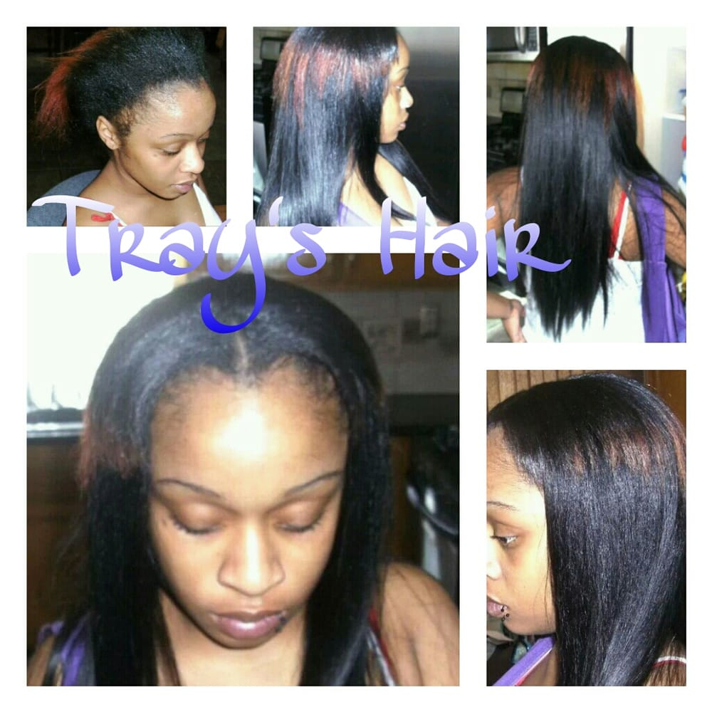 Half Sew In Weave Before And After Www Pixshark Com