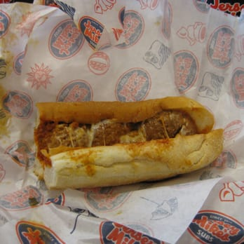 Jersey Mikes Subs In Food Courts