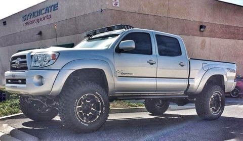 2010 toyota tacoma fabtech 6 lift kit xd series wheels 50 curved photo of syndicate customs upland ca united states 2010 toyota tacoma fabtech aloadofball Choice Image