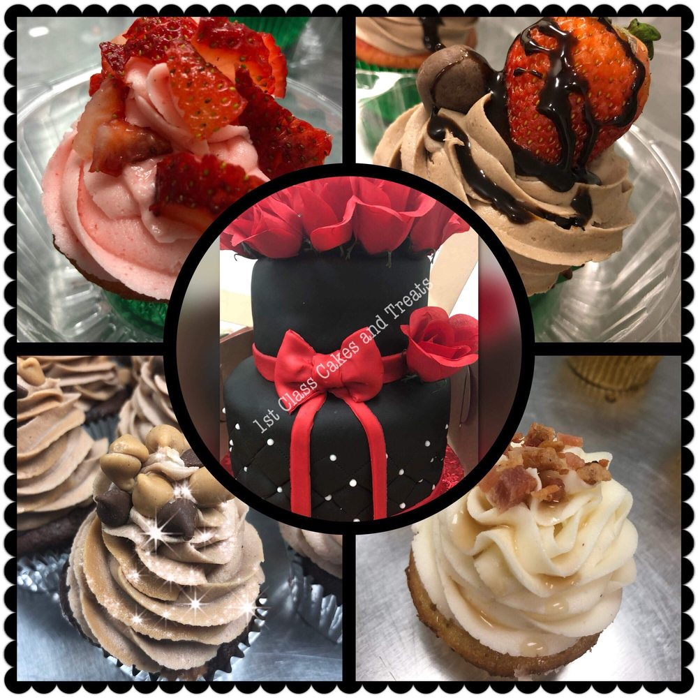 1st Class Cakes and Treats