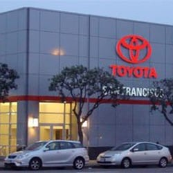 Marvelous Photo Of San Francisco Toyota Parts, Service, And Rental   San Francisco, CA