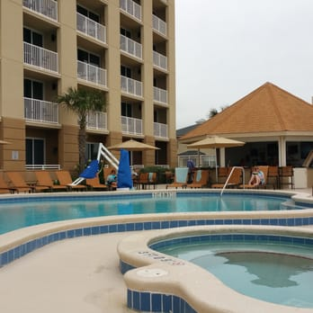 Photo Of Courtyard By Marriott Jacksonville Beach Oceanfront Fl United States