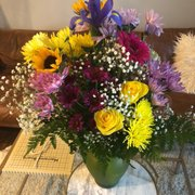 The posie peddler 13 reviews florists 92 west ave saratoga annas flower variety shop mightylinksfo