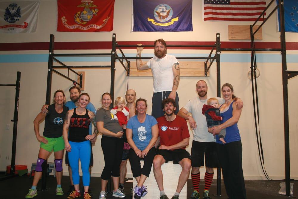 Social Spots from True Spirit CrossFit & Yoga