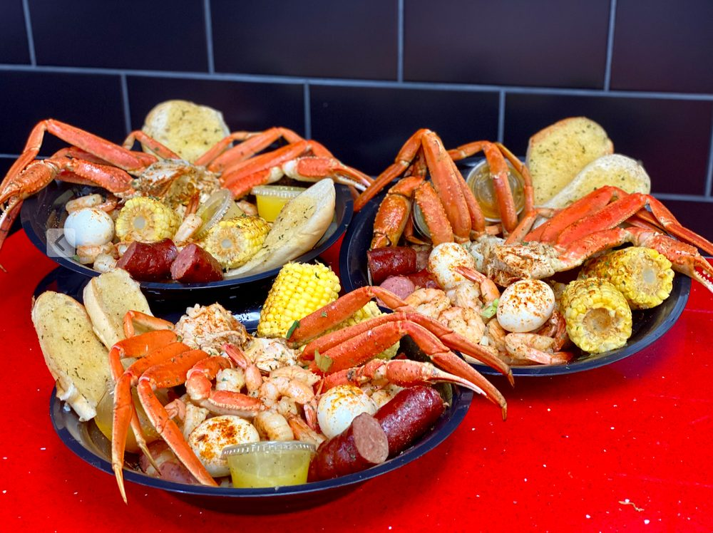Krabby Daddy's Seafood Eatery: 102 Pine St, Festus, MO