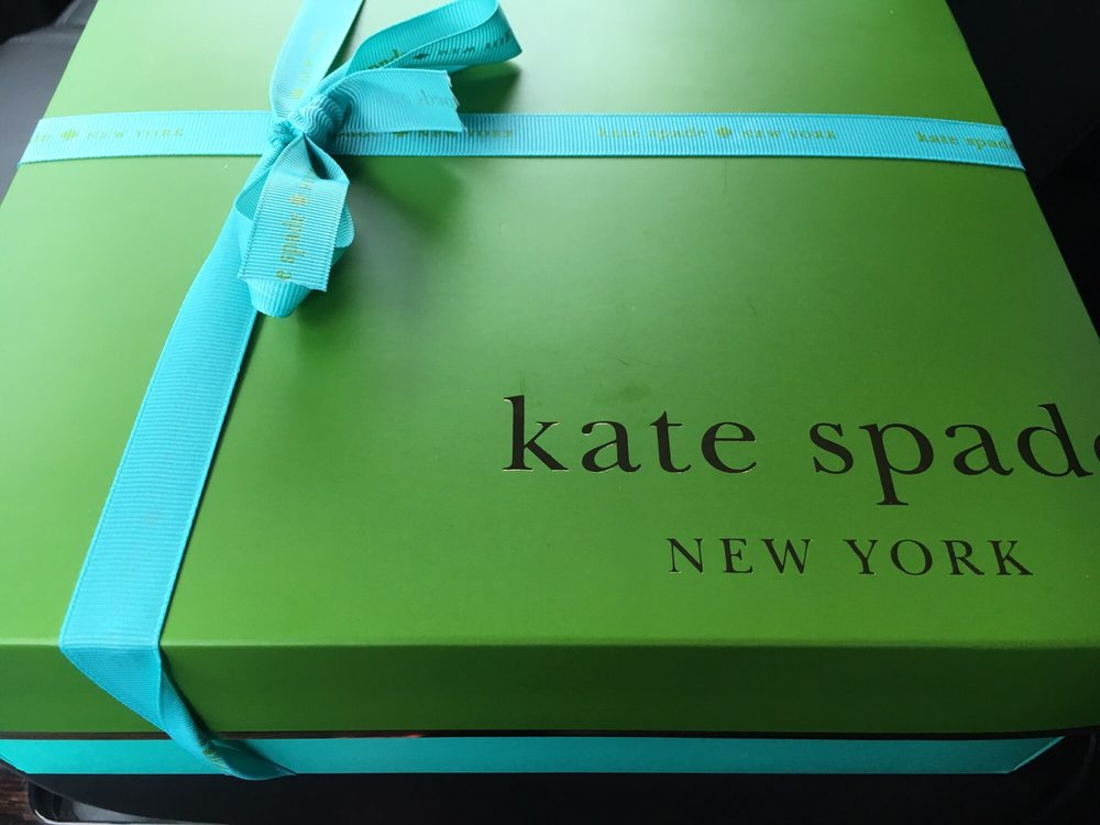 26 photos for Kate Spade New York & LOVE the gift wrap!! - Yelp
