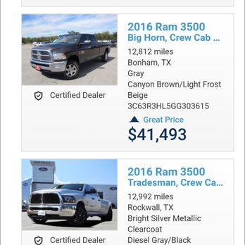 bonham ram tx dealership corral dealers jeep chrysler car cash dodge ios in