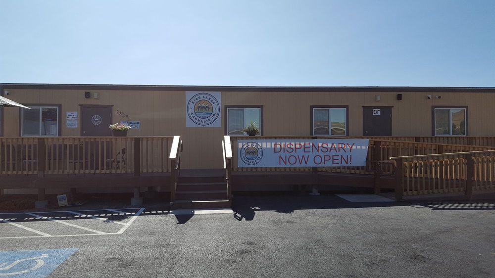 High Lakes Cannabis Company: 2820 Maywood Dr, Klamath Falls, OR