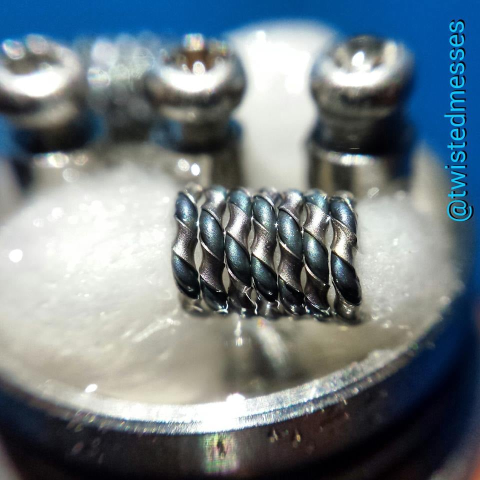 Coils, Sub Ohm Wrap, Organic Cotton, Wire! - Yelp