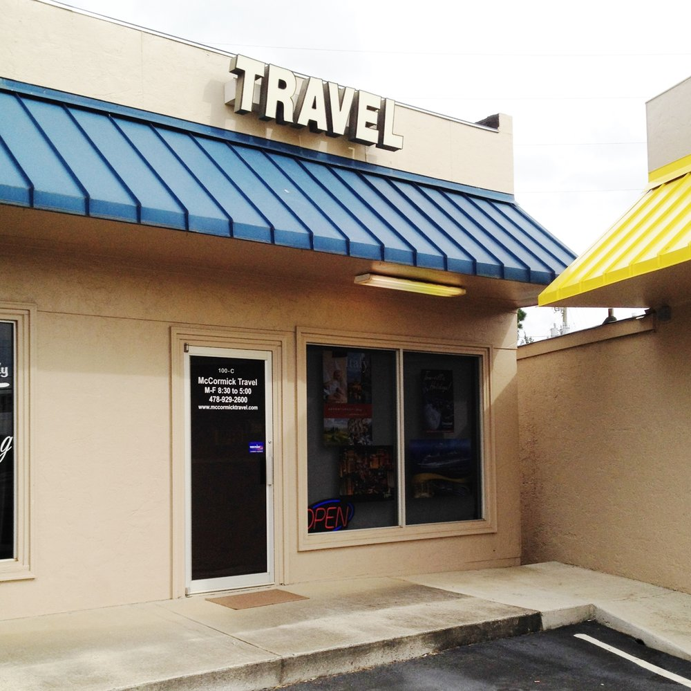 McCormick Travel: 100 N Houston Lake Blvd, Centerville, GA