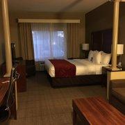 Comfort Suites Victorville I 15