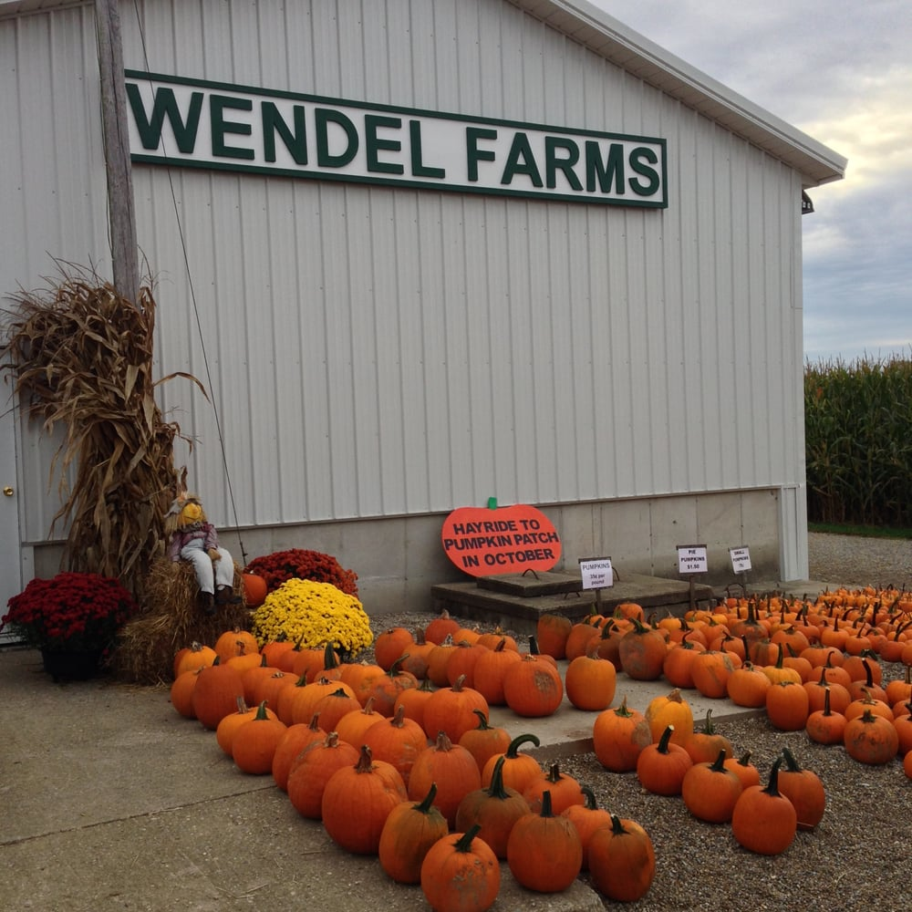 Wendel Farms: 8134 State Line Rd, Brookville, IN