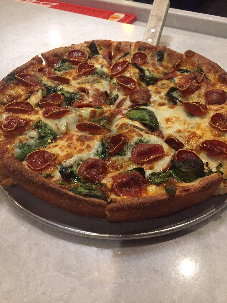 Food from Jo Jo Carloni's Italian Restaurant & Pizzeria
