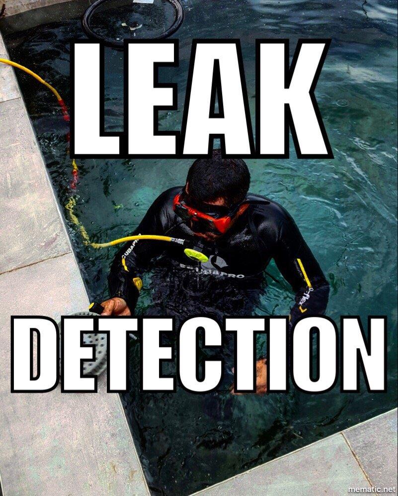 Tigershark Leak Detection