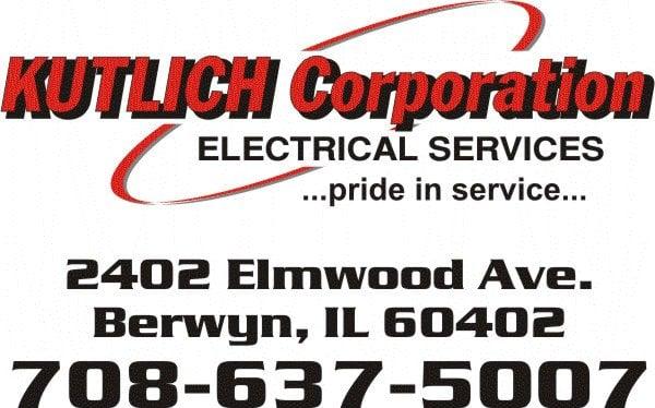 Kutlich: 2402 Elmwood Ave, Berwyn, IL