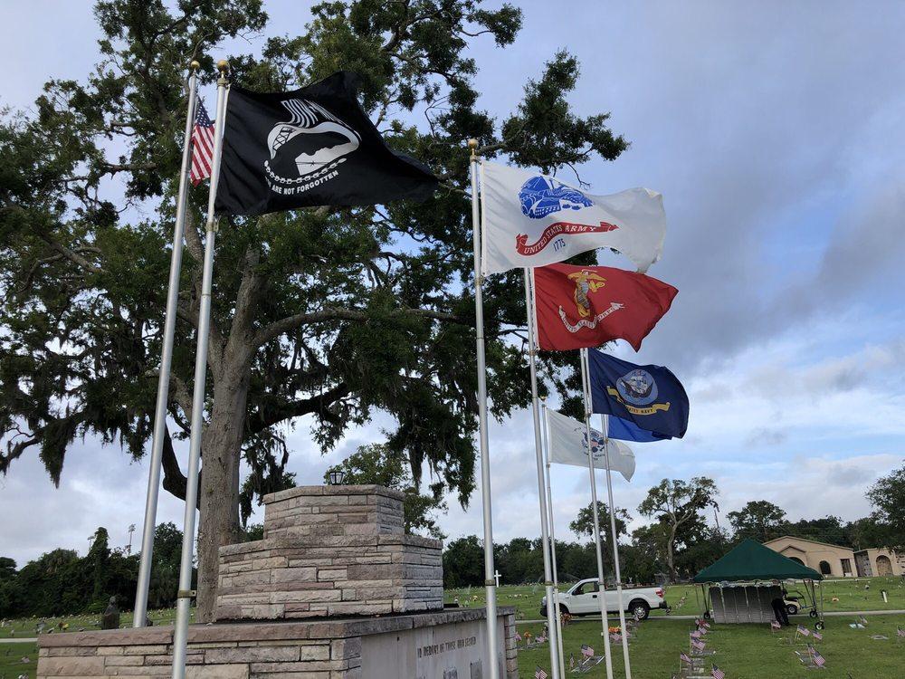 Volusia Memorial Park: 550 N Nova Rd, Ormond Beach, FL