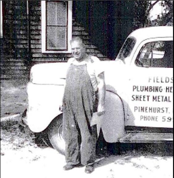 Fields Plumbing & Heating: 7718 NC Hwy 22, Carthage, NC