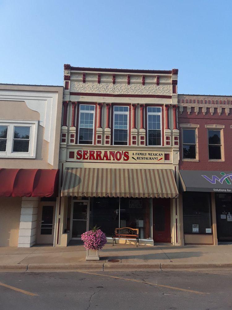 Serrano Mexican Restaurant: 114 W Jefferson St, Clinton, MO