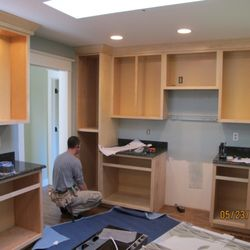 Great Photo Of KB Cabinets   Denver, CO, United States. Kitchen Remodel In Process