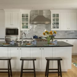 Photo Of Heartwood Kitchens   Danvers, MA, United States. White Painted  Kitchen Designed