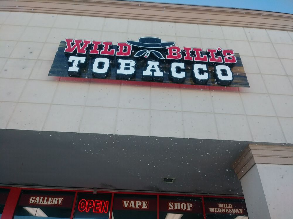 Wild Bill Tobacco: 1040 E Napier Ave, Benton Harbor, MI