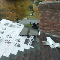 Photo Of Northeast Complete Roofing Services   Albany, NY, United States.  Detailing An