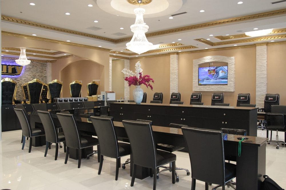 Luxury Nail Bar: 8131 Sawyer Brown Rd, Nashville, TN