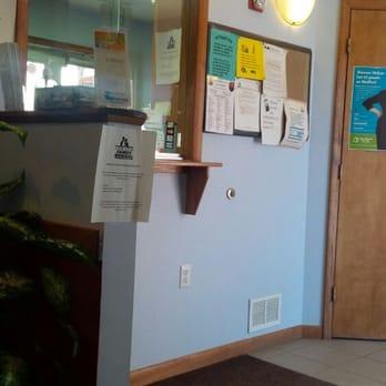 Photo of Horizon Family Medical Group - Maybrook, NY, United States. Front  desk