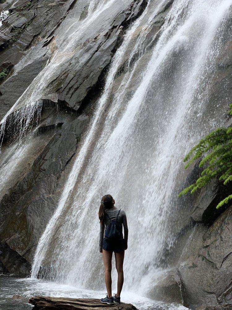 Lake Serene - Bridal Veil Falls: Mt Index River Rd, Gold Bar, WA