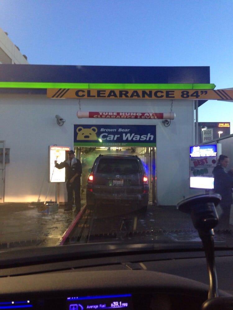Brown Bear Car Wash - Car Wash - Bellevue, WA - Reviews ...