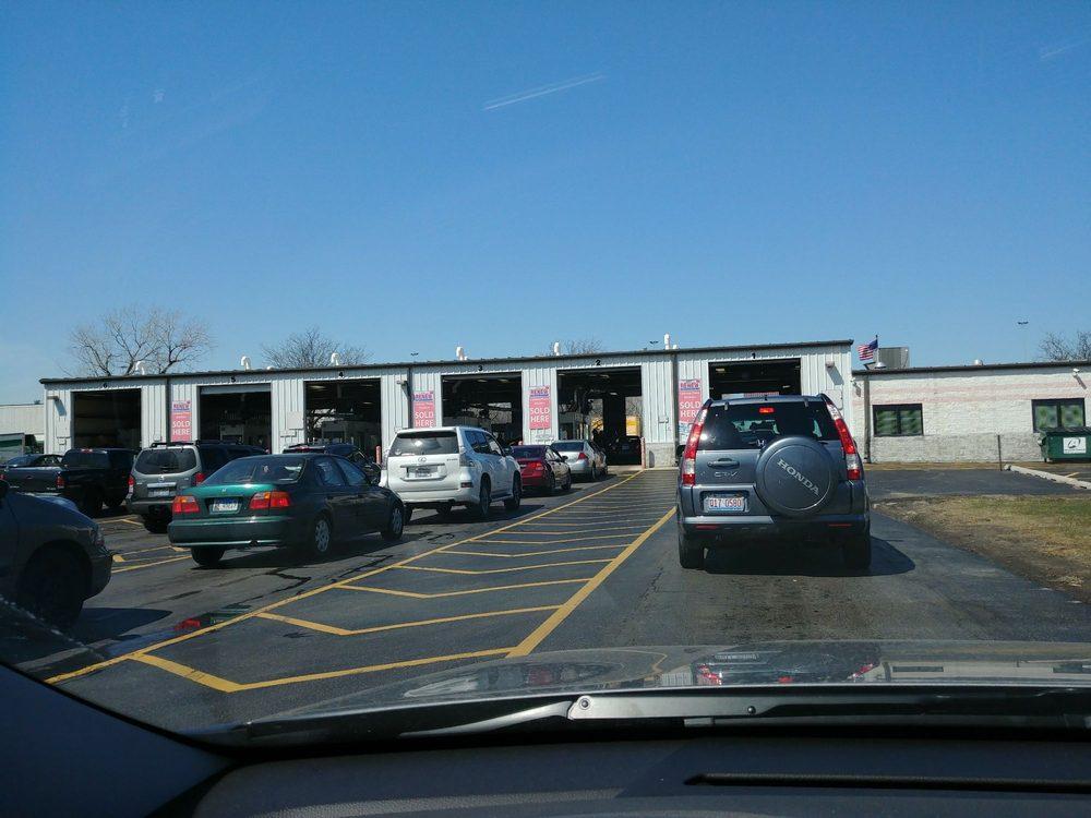 Illinois Emissions Testing: 5231 W 70th Pl, Bedford Park, IL
