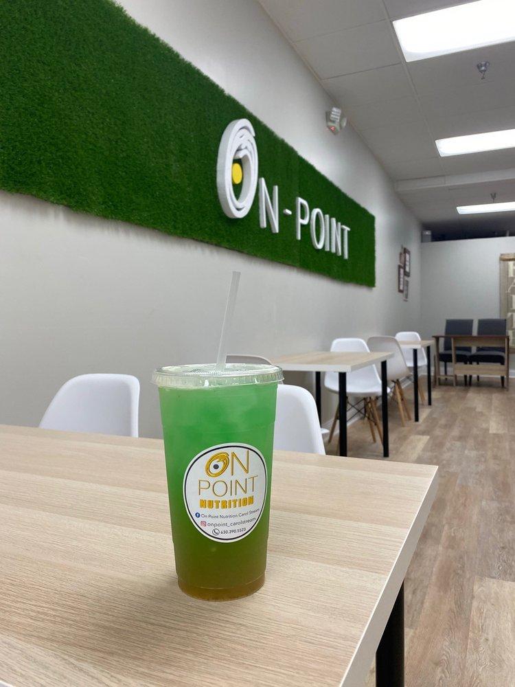 On Point Nutrition: 156 Gary Ave, Carol Stream, IL