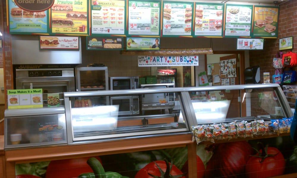 Subway Restaurants Order Food Online Sandwiches 58