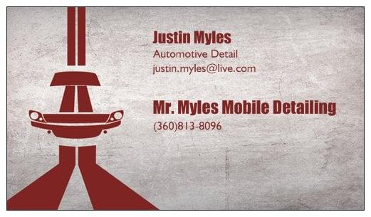 Mr Myles Mobile Detail: Wichita Falls, TX