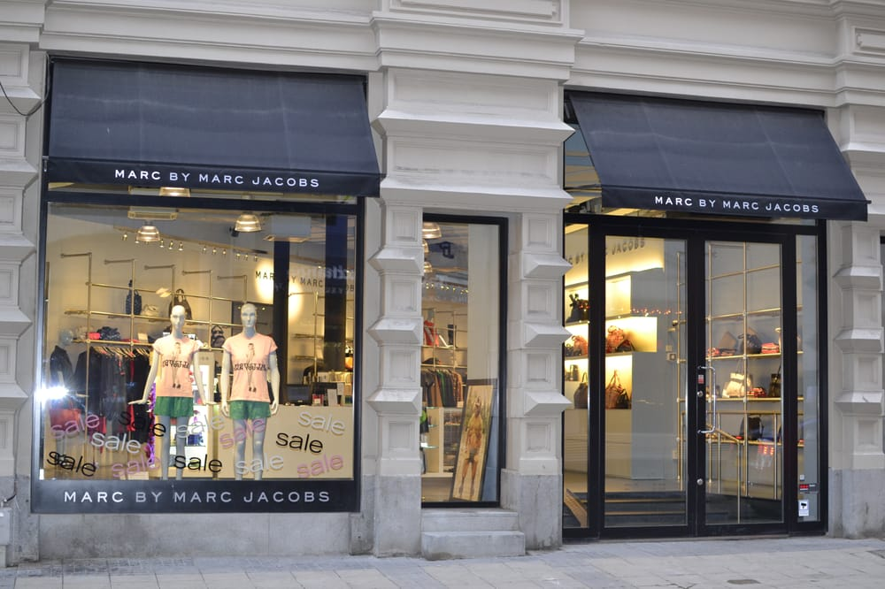 marc by marc jacobs stockholm