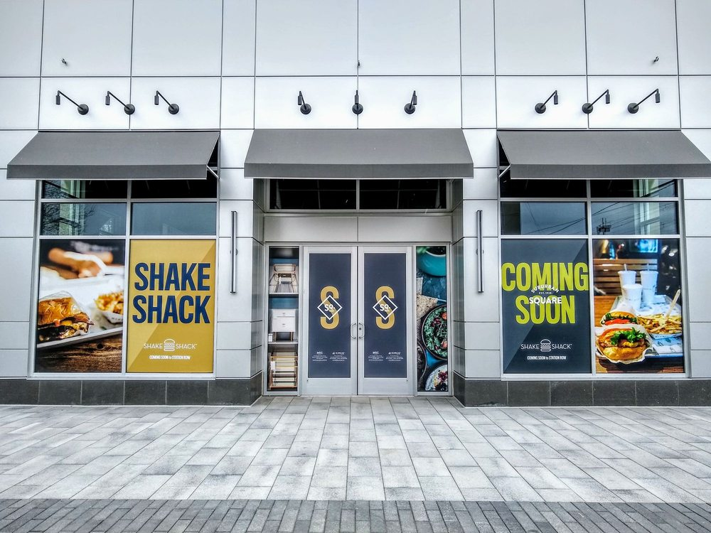 Shake Shack: 40 Coulter Ave, Ardmore, PA