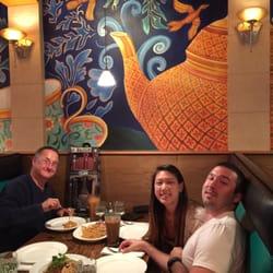 Benjarong Thai Restaurant Monroe Wa