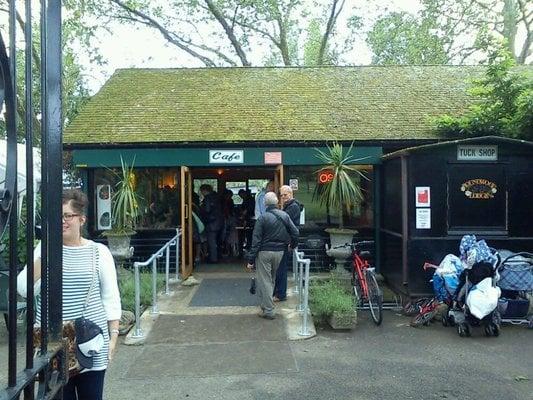Roundwood Park Cafe