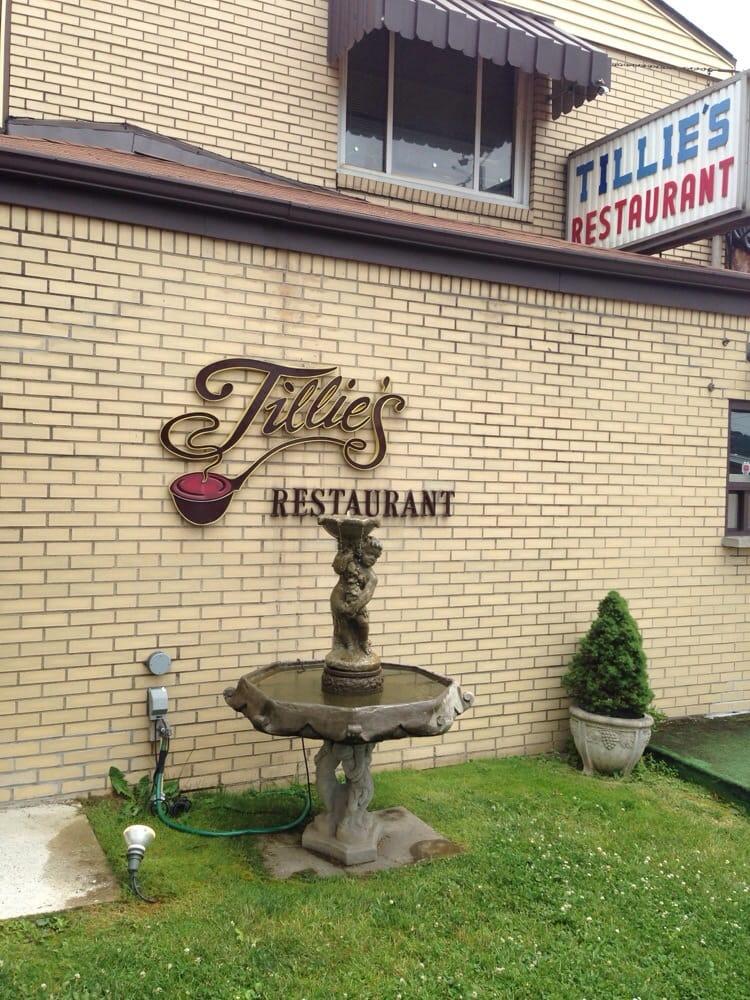 Tillie S Restaurant Mckeesport Pa