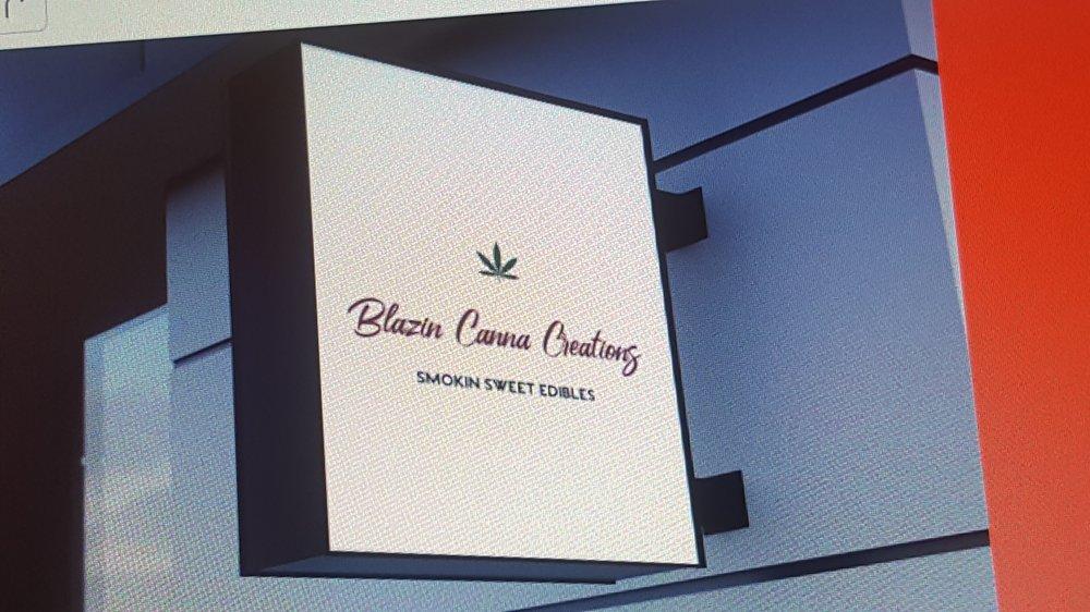 Blazin Canna Creations