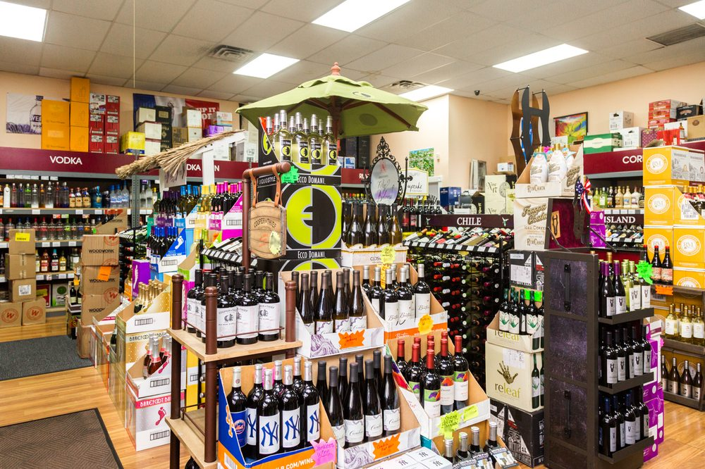 Prime Wine & Liquor: 10 Indian Head Rd, Kings Park, NY
