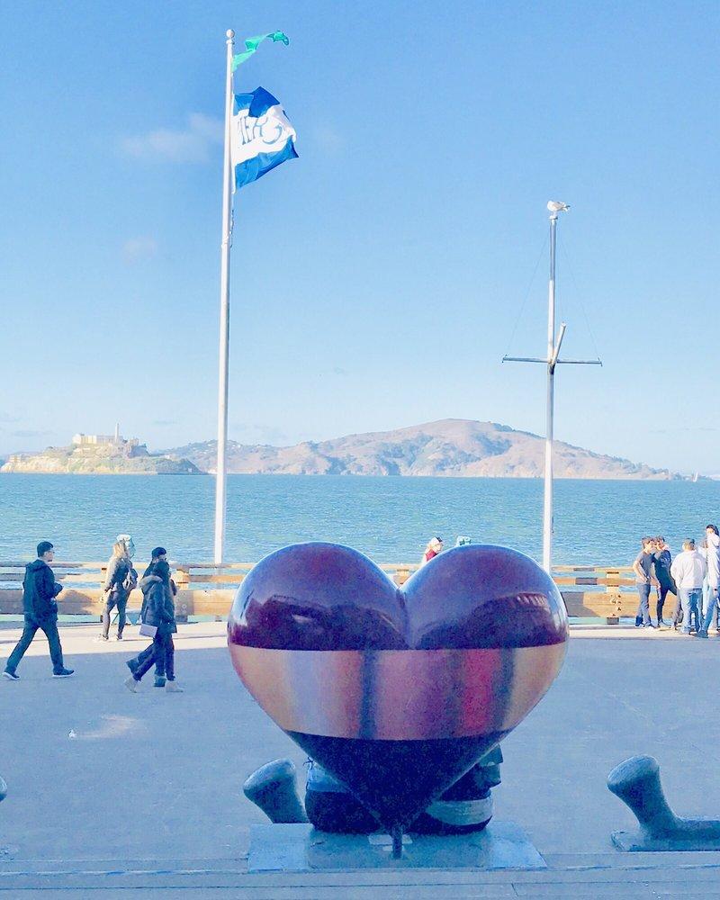 Heart of San Francisco: 13 Pier 39 Concourse, San Francisco, CA
